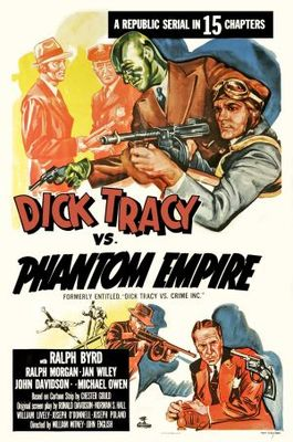 Dick Tracy vs. Crime Inc. movie poster (1941) poster MOV_6a946580
