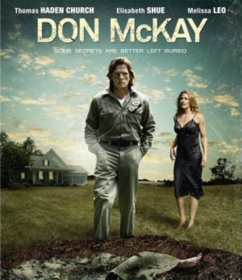 Don McKay movie poster (2009) poster MOV_6a98e060