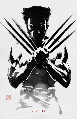 The Wolverine movie poster (2013) poster MOV_6a9a44ac