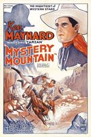 Mystery Mountain movie poster (1934) picture MOV_6a9be68b