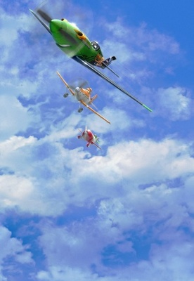 Planes movie poster (2013) poster MOV_6a9bee35
