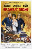 55 Days at Peking movie poster (1963) picture MOV_6a9f07ba