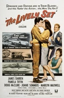 The Lively Set movie poster (1964) picture MOV_6aaafa6e