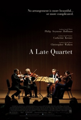A Late Quartet movie poster (2012) poster MOV_6aab6e26