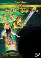 The Black Cauldron movie poster (1985) picture MOV_6aaee965