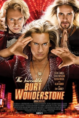 The Incredible Burt Wonderstone movie poster (2013) poster MOV_6aaf03f1