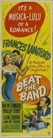 Beat the Band movie poster (1947) picture MOV_6ab1c4c4