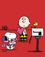 Be My Valentine, Charlie Brown movie poster (1975) picture MOV_6ab74371