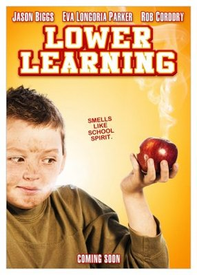 Lower Learning movie poster (2008) poster MOV_6abe493b