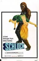 Schlock movie poster (1973) picture MOV_6ac2b6fd