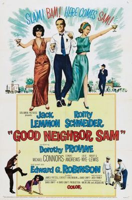 Good Neighbor Sam movie poster (1964) poster MOV_6ac6cc04