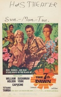 The 7th Dawn movie poster (1964) picture MOV_6ac7794d
