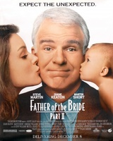 Father of the Bride Part II movie poster (1995) picture MOV_6aca324c