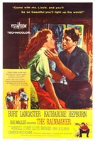 The Rainmaker movie poster (1956) picture MOV_0acdb14f