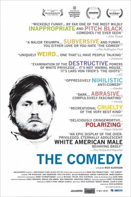 The Comedy movie poster (2012) poster MOV_6ad3f61b