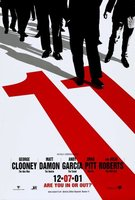 Ocean's Eleven movie poster (2001) picture MOV_6ad58ba6