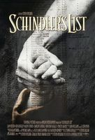 Schindler's List movie poster (1993) picture MOV_6ad6d11e