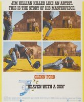 Heaven with a Gun movie poster (1969) picture MOV_6ae0972a