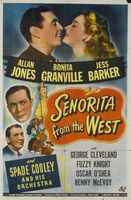 Senorita from the West movie poster (1945) picture MOV_6ae37ca7