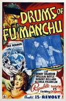 Drums of Fu Manchu movie poster (1940) picture MOV_6ae4026d