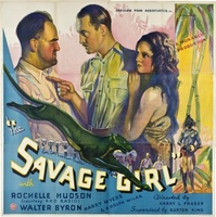 The Savage Girl movie poster (1932) picture MOV_6aea8e64