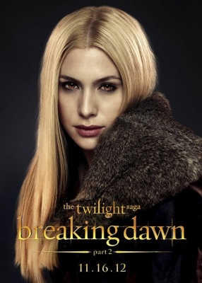 The Twilight Saga: Breaking Dawn - Part 2 movie poster (2012) poster MOV_6aeb40bc