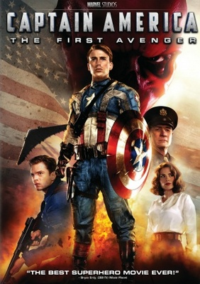 Captain America: The First Avenger movie poster (2011) poster MOV_6af0e56c