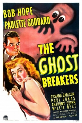 The Ghost Breakers movie poster (1940) poster MOV_6af31453