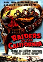 Raiders of Old California movie poster (1957) picture MOV_6af34a02