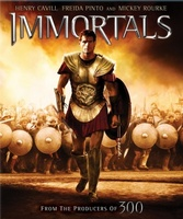 Immortals movie poster (2011) picture MOV_6af3b9b8