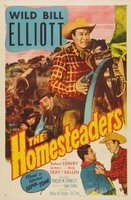 The Homesteaders movie poster (1953) picture MOV_6af4c8b8