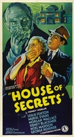 The House of Secrets movie poster (1936) picture MOV_6afa3e0d