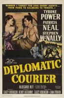 Diplomatic Courier movie poster (1952) picture MOV_6afa5cc9