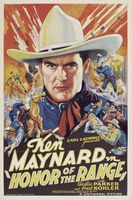 Honor of the Range movie poster (1934) picture MOV_6afc21c1