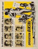Operation Bikini movie poster (1963) picture MOV_6affb8a0