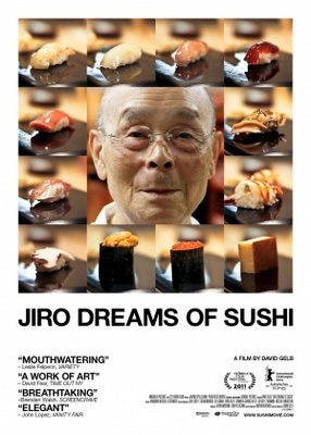 Jiro Dreams of Sushi movie poster (2011) poster MOV_6b00f56a
