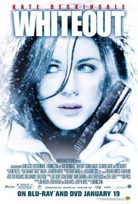 Whiteout movie poster (2009) poster MOV_6b043bc3