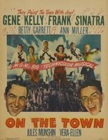 On the Town movie poster (1949) picture MOV_6b0bbb9b