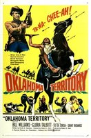Oklahoma Territory movie poster (1960) picture MOV_6b0bcd01