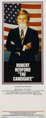 The Candidate movie poster (1972) poster MOV_6b0c0605