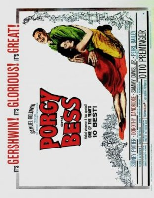 Porgy and Bess movie poster (1959) poster MOV_6b1521c9
