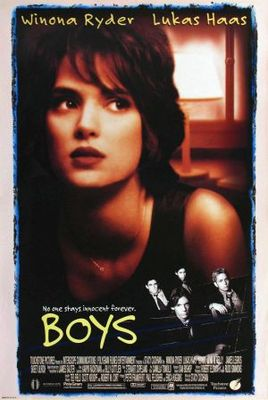 Boys movie poster (1996) poster MOV_6b214c45