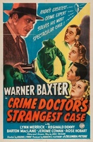 Crime Doctor's Strangest Case movie poster (1943) picture MOV_6b33a29d