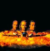 Con Air movie poster (1997) picture MOV_fc4c19ec