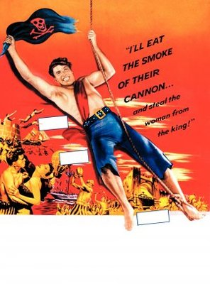 The Crimson Pirate movie poster (1952) poster MOV_6b36b643