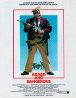 Armed and Dangerous movie poster (1986) picture MOV_ee41341b