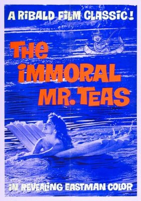 The Immoral Mr. Teas movie poster (1959) poster MOV_6b46a5f2