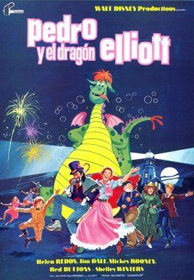 Pete's Dragon movie poster (1977) poster MOV_6b486373