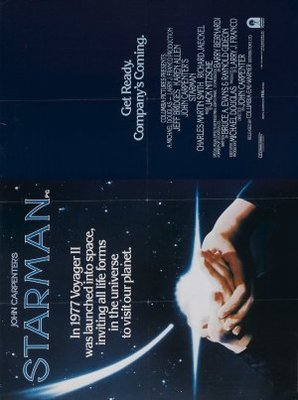 Starman movie poster (1984) poster MOV_6b48a2c6