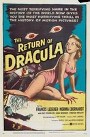 The Return of Dracula movie poster (1958) picture MOV_6b4ba2f9